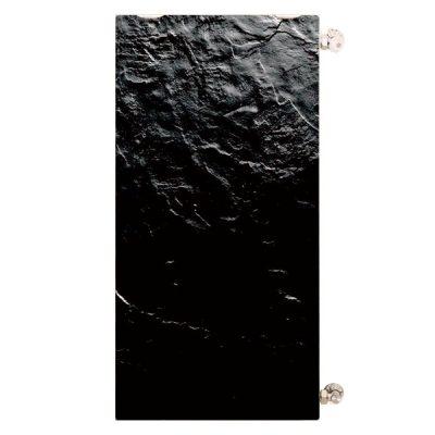 atacqua-50x100-ardesia-nera-radiatore-accumulo